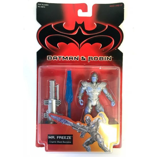 Batman: Batman & Robin – Mr Freeze