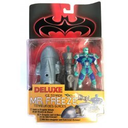 Batman: Batman & Robin – Deluxe Ice Terror Mr Freeze