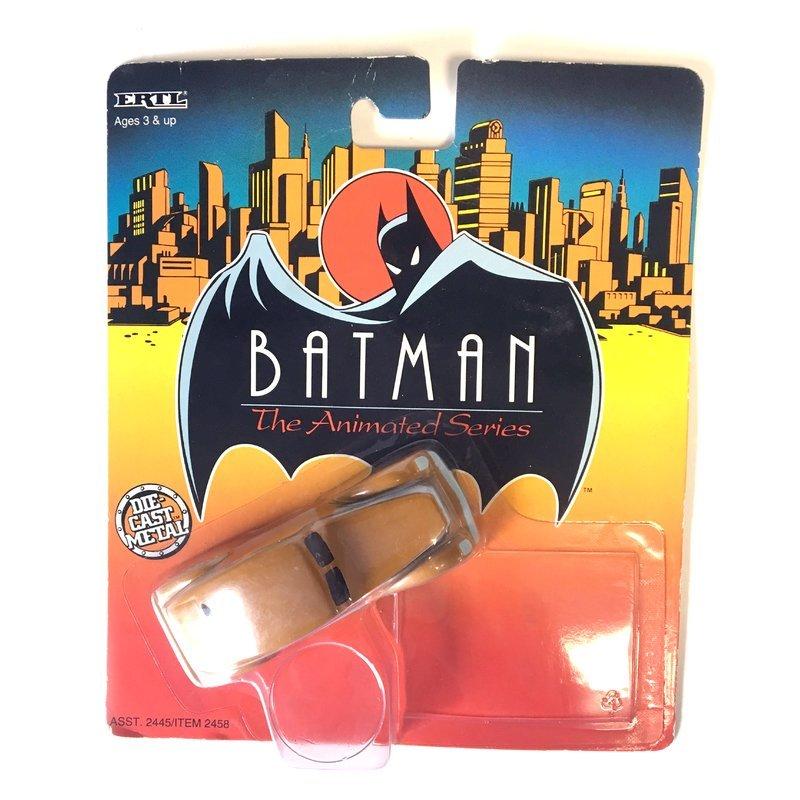 batman animated series diecast bruce wayne car figure giocattolo azione. Black Bedroom Furniture Sets. Home Design Ideas