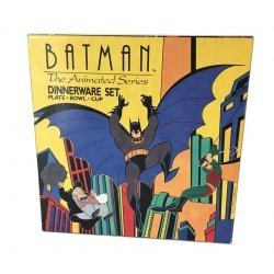Batman: The Animated Series – Dinnerware Set