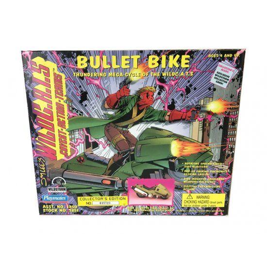 WildC.A.T.S – Bullet Bike