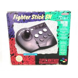 Super Nintendo - Fighter Stick Pro
