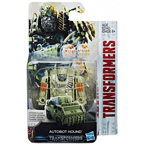 Transformers Movie - The Last Knight (TLK) Legion Class: Autobot Hound