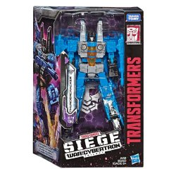 Transformers War for Cybertron - Siege Voyager Class: Thundercracker