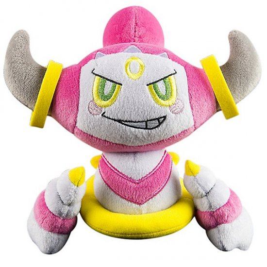 Pokemon - Plush Figure: Hoopa Confined