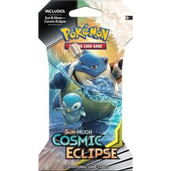 Pokémon TCG Sun & Moon Cosmic Eclipse