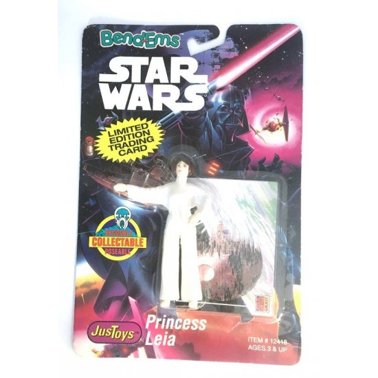 Star Wars: Bend Ems – Princess Leia