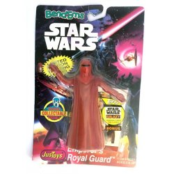 Mini Figures - Star Wars: Bend Ems – Emperor's Royal Guard -