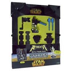 Tabletop Games - Star Wars: AttackTix – Episode 3 Battle Case Playset -