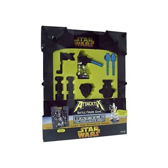 Star Wars: AttackTix – Episode 3 Battle Case Playset