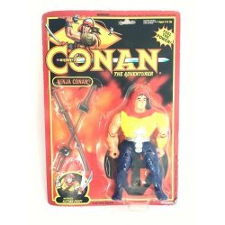 Conan the Adventurer – Ninja Conan