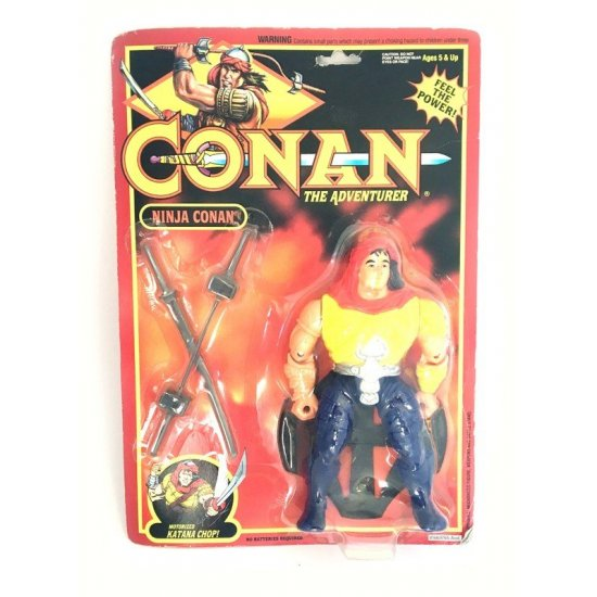 Conan the Adventurer – Ninja Conan