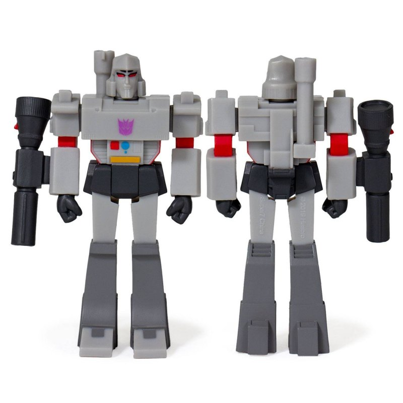 Transformers ReAction Action Figure Wave 1 Megatron 10 cm