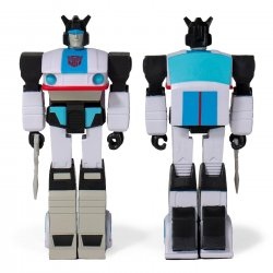 Transformers ReAction Action Figure Wave 1 Jazz 10 cm