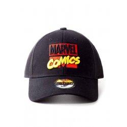Marvel Comics Baseball Cap 3D Embroidery Logo