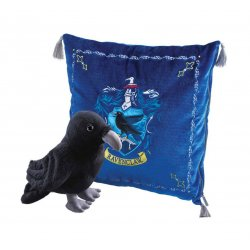 Harry Potter House Mascot Cushion with Plush Figure Ravenclaw