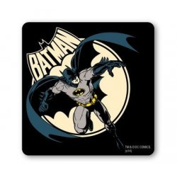 Batman - Full Moon - Coaster
