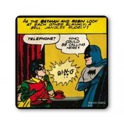 Batman - Telephone! - Coaster