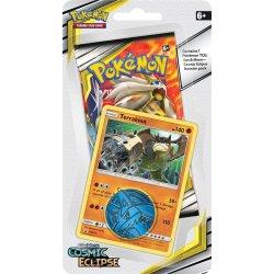 Pokémon TCG Sun & Moon Cosmic Eclipse Checklane Terrakion