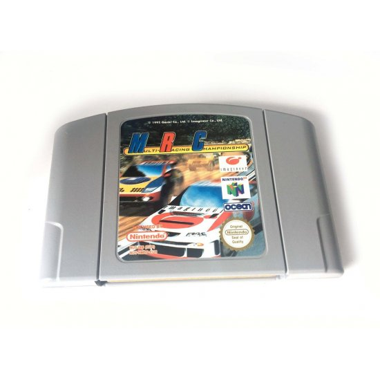 N64 – MRC Multi Racing Championship