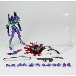 Evangelion Revoltech Action Figure EV-001S EVA Unit 01 New Packaging Ver. 14 cm