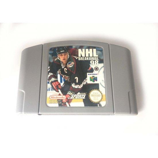 N64 – NHL Breakaway '98