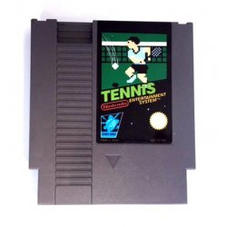 Nintendo Entertainment System (NES) - NES – Tennis -