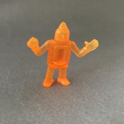 Exogini Muscle Men - Orange Transparente Faraone (Dutch)