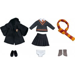 Harry Potter Parts for Nendoroid Doll Figures Outfit Set (Gryffindor Uniform - Girl)