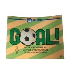 Manuals & Inserts - NES – Goal Instructions (EU) -