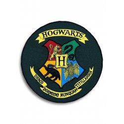 Harry Potter Carpet Hogwarts Shield 100 x 100 cm