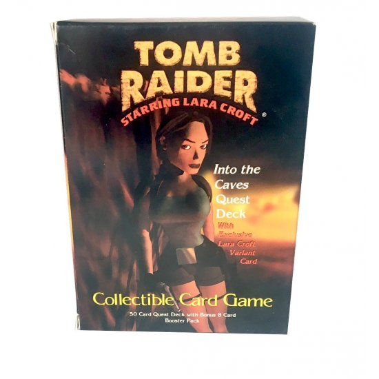 Tomb Raider – Into the Caves Quest Deck