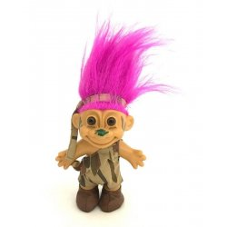 My Lucky Survival / Army Troll Doll