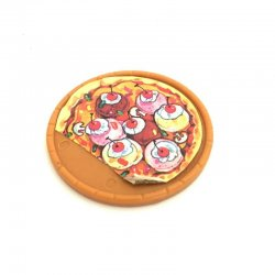 Teenage Mutant Ninja Turtles - Pizza Thrower Flying Pizza Discs