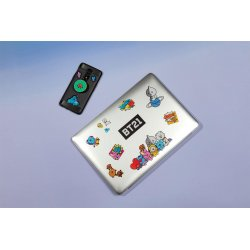BT21 Gadget Decals Iconic Characters
