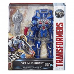 Transformers: The Last Knight Premier Leader – Optimus Prime