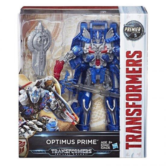 Transformers: The Last Knight Premier Leader – Optimus Prime
