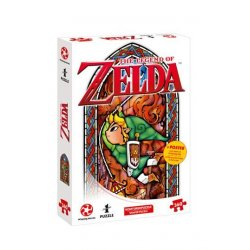 The Legend of Zelda Jigsaw Puzzle Link Adventurer