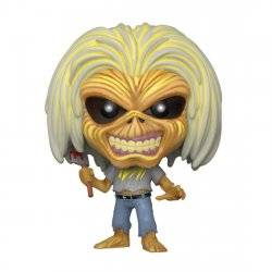 Iron Maiden POP! Rocks Vinyl Figure Killers (Skeleton Eddie) 9 cm