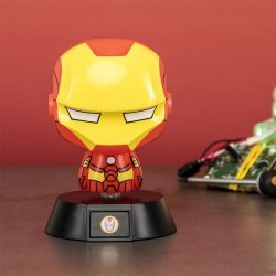 Marvel 3D Icon Light Iron Man