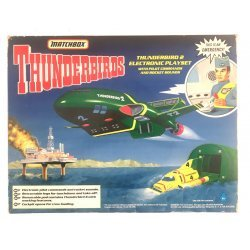 Thunderbirds – Thunderbird 2 Electronic Playset