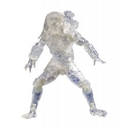 Predator Action Figure 1/18 Invisible Jungle Hunter Previews Exclusive 11 cm