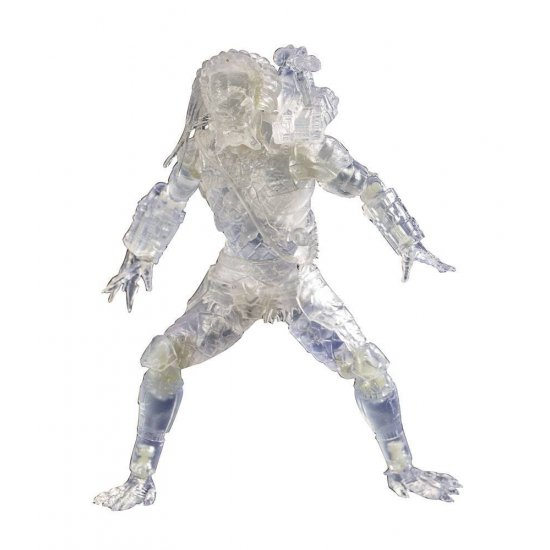 Predator Action Figure 1/18 Invisible Jungle Hunter Previews Exclusive 11 cm