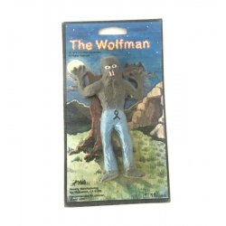 Action Figures - Universal Monsters – The Wolfman -