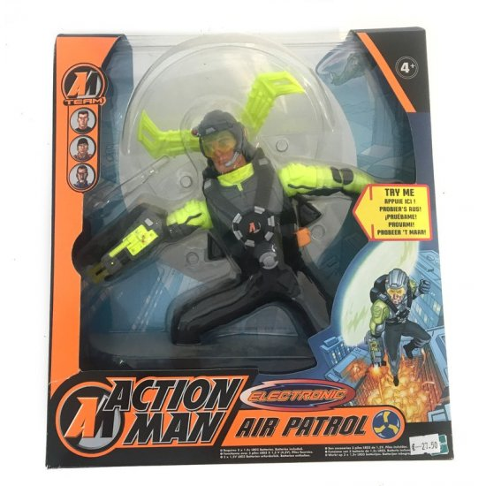 Action Man – Electronic Air Patrol
