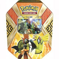 Pokemon - Island Guardians Tin Tapa koko