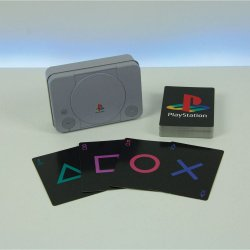 PlayStation Playing Cards PS1