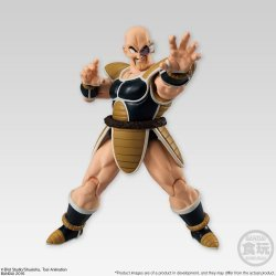 Dragon Ball Z SHodo – Nappa