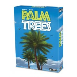 Palm Trees Card Game english