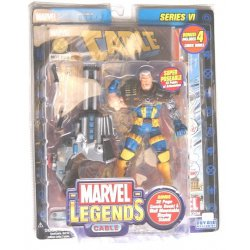 Action Figures - Marvel Ledgends – Cable -